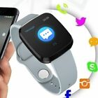 Touch Screen Bluetooth Smart Watch Sports Fitness Tracker for iPhone Samsung HTC bluetooth Featured fitness for iphone screen smart sports touch tracker watch