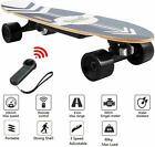 Electric Skateboard Longboard With Remote Control For Adults & Youth Outdoors.