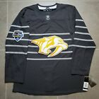 Nashville Predators Gray 2020 NHL All Star Authentic Adidas Pro Hockey Jersey $139.99 USD on eBay