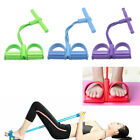 Multi-Function Tension Rope Fitness Pedal Exerciser Foot Pedal Rope Pull Bands image
