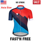 New 2020 Men's Road Cycling Jersey Short Sleeve Bicycle Shirt Tops Outfits M~3XL