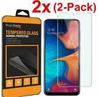[2-Pack] Tempered Glass Screen Protector for Samsung Galaxy A20 / A30 / A40 /A50