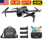 SG906 PRO GPS Drone 4K Camera 5G Wifi 2-Axis Gimbal Quadcopter Self-Stabilizing