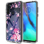 For Motorola Moto G Power/G Fast/Stylus Shockproof Luxury Clear Armor Case Cover