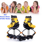 Roller Skates Fitness Jumping Shoes Bounce Shoes Fitness Equipment Design 2020 image