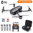 Holy Stone HS720 Foldable FPV Drone with 2K HD Camera Quadcopter GPS Brushless