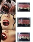 Halloween Prosthetic Teeth Vampire Animal Zombie Fancy Dress Accessory Horror