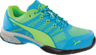 Women's PUMA Safety Shoes Celerity Knit Steel Toe Shoe SD Blue