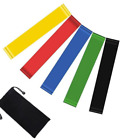 🔥 Resistance Bands Exercise Sports Loop Set Fitness Home Gym Yoga Latex 🔥 ✅