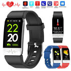 Smart Watch Body Temperature Heart Rate Pedometer Wrist Watch for Women Men body Featured for heart pedometer rate smart temperature watch women wrist