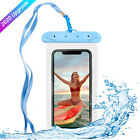 Waterproof Underwater Swimming Pouch Dry Bag Case Cover For iPhone Cell Phone