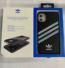 Adidas 3-Stripe Snap Series Case for Apple iPhone 11 & iPhone 11 Pro Max- Black