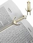 Kyпить Wisdom Page Anchor Book Page Holder,Clips,Bookmark,Holds Book Open (Gold) Nice на еВаy.соm