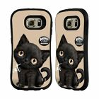 OFFICIAL ANIMAL CLUB INTERNATIONAL FACES HYBRID CASE FOR SAMSUNG PHONES