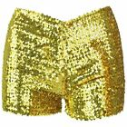 Sequin Shorts Firefly Shiny Sparkling Sparkly Party