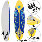 6 ft Surfboard Stand Up Paddle Board SUP Ocean Beach Surf Kid Adult Water Safe