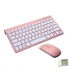 2.4G Mini Keyboard&Mouse Set Bluetooth Wireless For Mac Apple PC Computer Phone