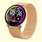 Women Waterproof HD Smart Watch Fitness Bracelet For iPhone Android&Samsung Lady