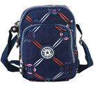 LADIES KIPLING DESIGN SIGE BAG VARIETY OF COLOURS WATERPROOF HIGH QUALITY