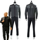 Star Trek Picard-Jean-Luc Picard Cosplay Male Black Costumes Outfit Halloween on eBay