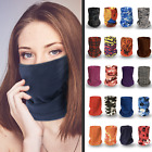 Washable Face Mask Cover Protection with Style Multi-Purpose Versatile Soft
