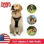 Dog Harness, Escape Proof Adjustable Mesh Vest with Reflective Silk  for M L Dog