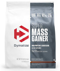 Dymatize Super Mass Gainer Protein Powder - 12 Lbs Bag - Muscle Mass Gainer $48.9 USD on eBay