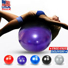 Pilates Exercise Ball GYM Large Fitness Abdominal Body Stability Yoga Ball image