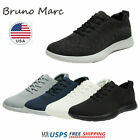 Внешний вид - Bruno Marc Mens Walking Shoes Breathable Fashion Sneaker Casual Shoe Size 6.5-13