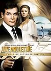 Live and Let Die (2 DVD) + From Russia with Love (2 DVD) lot  James Bond 007 $4.99 USD on eBay
