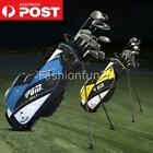 Golf Stand Cart Bag 14-Way Dividers Double Shoulder Straps Golf Club Organised