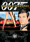 For Your Eyes Only (DVD, 2007) James Bond 007 (Widescreen) $3.4 CAD on eBay