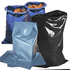EXTRA STRONG RUBBLE BAGS/SACKS BUILDERS WASTE GARDENING - PACK OF 1, 50, 100