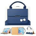 """For iPad 7th Generation 10.2"""" 2019 Smart Leather Stand Handbag Wallet Case Cover"""