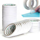 5m/8m White Super Strong Double Sided Adhesive Tape Paper Double-sided Tape√