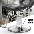 "Barber Hairdressing Chair Replacement Hydraulic Pump 4Screw Pattern + 23"" Base"
