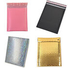 10X Poly Mailer Bubble Bag Padded Envelope Pouch Aluminum Self Sealing Packaging
