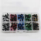 100pcs Plastic Safety Doll Eyes DIY Toy for Bear Stuffed Animal Supplies 10 Grid