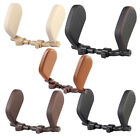 1pc Car Seat U Shape Pillow Headrest Neck Support for Travel Sleeping Cushion