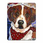 OFFICIAL MAD DOG ART GALLERY DOGS 2 MATTE VINYL SKIN DECAL FOR APPLE iPAD