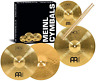 More images of Meinl Cymbal Set Box Pack with 13 Hihats, 14 Crash, Plus Free 10 Splash, and