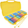 More images of Performance Percussion G5-G7 25 Note Glockenspiel with Coloured Keys