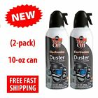 DUST OFF Electronics Duster Compressed Air (10 oz) - Choose Your Quantity