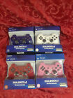 Reproduction USA fast ship PS3 DualShock Wireless Controller blue pink white red