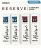 More images of Rico DRS-C35 Reserve Bb Clarinet Reed Sampler Pack