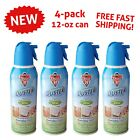 DUST OFF Compressed Air Duster (12 oz) - FAST FREE SHIPPING - CHOOSE YOUR QTY