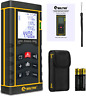 More images of Laser Measure 60M, BOLTHO Laser Distance Meter 196FT with Electronic Level, Port