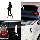 Sexy Girls Car Sticker Wearing Bikini Super Cool Car Styling Decal Car C14yjca