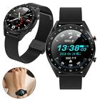 Men Smart Watch Heart Rate Monitor Wristwatch for Android Samsung Huawei Xiaomi android Featured for heart men monitor rate samsung smart watch wristwatch