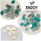 Kyпить Mirror Glass Mosaic Tiles Bulk 100 Pieces Crafting Supplies Mirrors Embroidery  на еВаy.соm